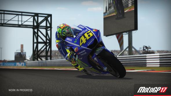 MotoGP 17 Managerial Career Mode Milestone Motorcycle