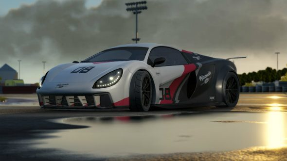 Motorsport Manager GT series DLC pack releasing on February 22