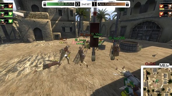 Mount and Blade Warband esports
