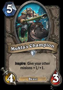 Muklars Champion