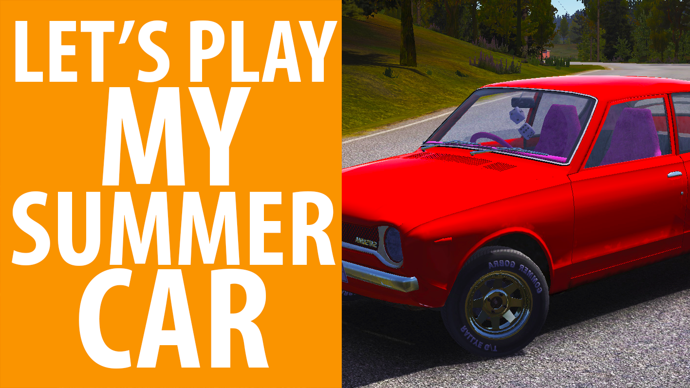 My Summer Car gameplay