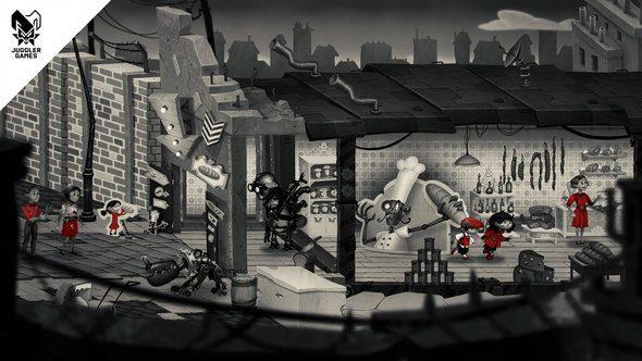 My Memory of Us Juggler Games Announced Holocaust Adventure Game