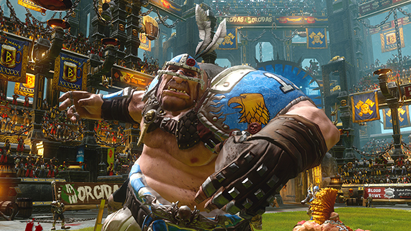 Blood Bowl 2 will be available to pre-order on Steam later today