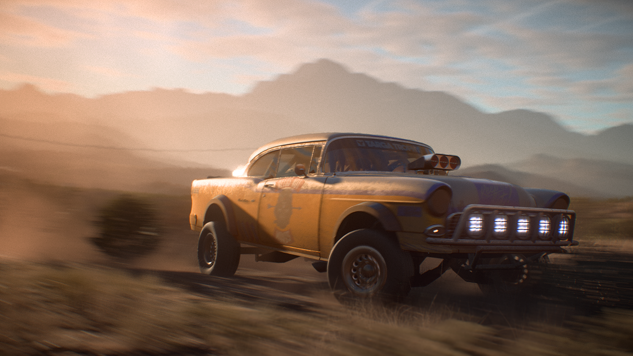 Need For Speed Payback is big, dumb, '80s-movie-inspired ...