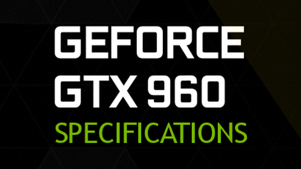 Nvidia announce Geforce GTX 960 cards; boasts 1.5 GHz overclocking potential