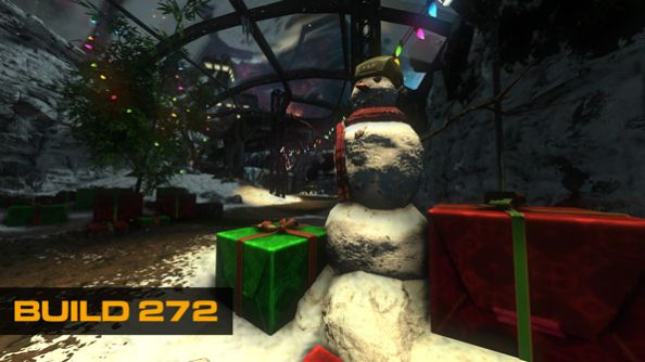 Natural Selection 2 gets a Christmas update with the help of the community