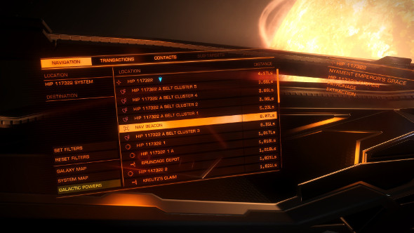 Elite Dangerous guide beginners new players navigation