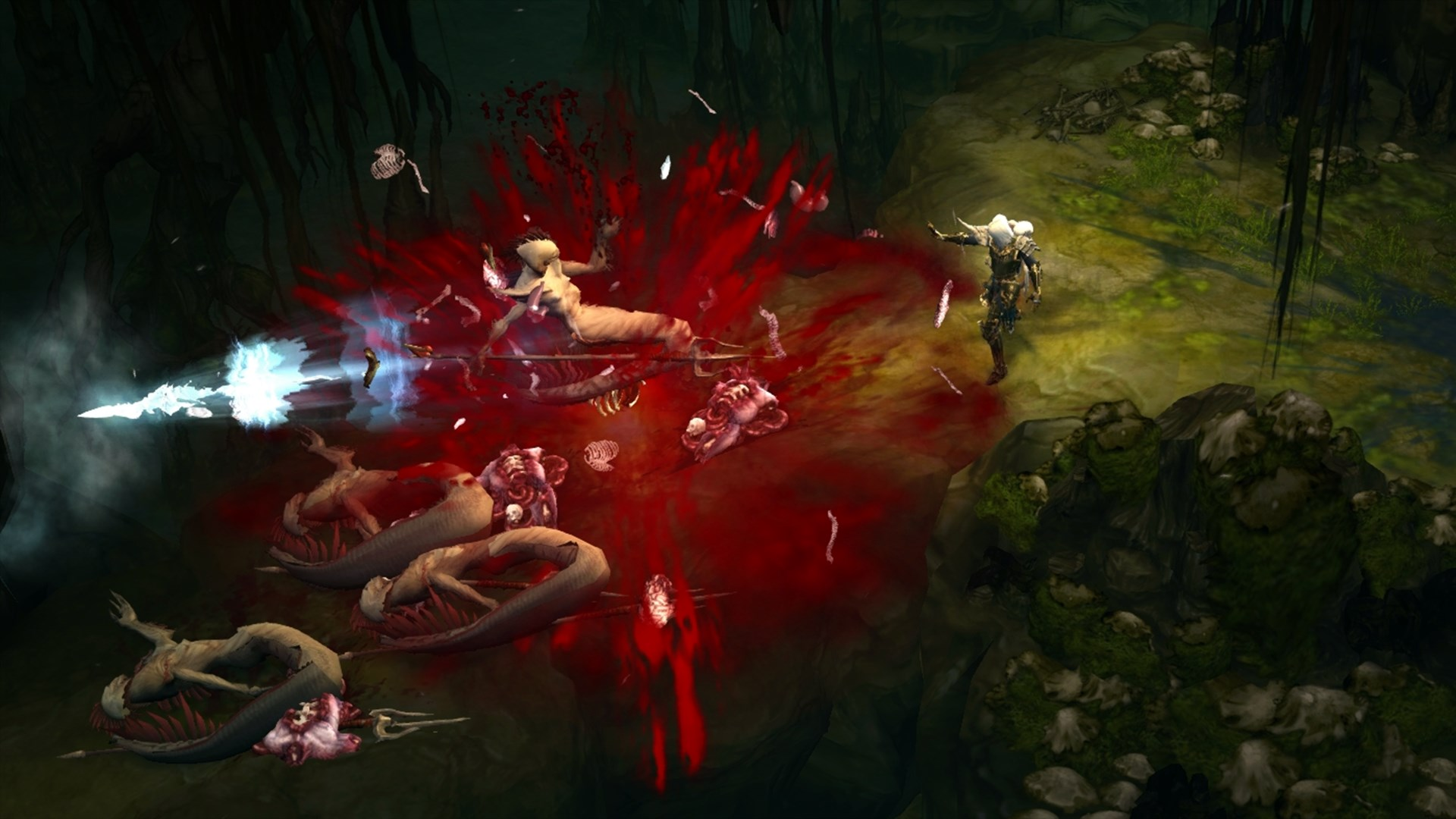 Diablo 3's Necromancer is the same old, over-familiar excellence
