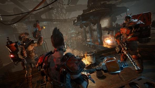 Necromunda: Underhive Wars is about industrial, underground gang combat