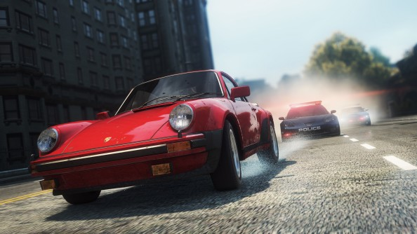 Need for Speed: Most Wanted hands on: How I got busted