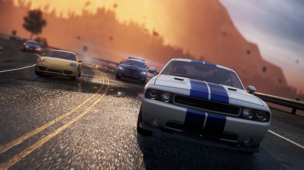 Best Racing Games Need for Speed Most Wanted