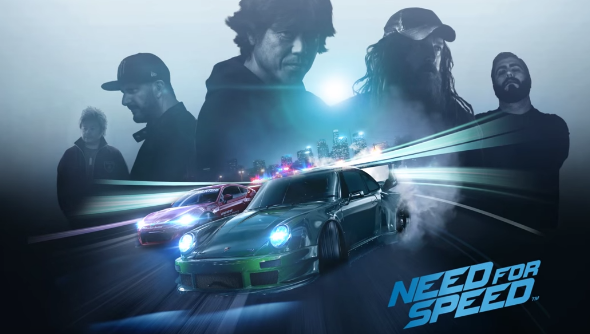 Need for Speed gamescom 2015