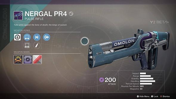 Nergal PR4