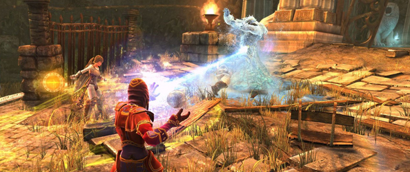 Neverwinter trailer likely not representative of final game