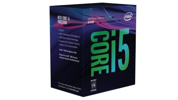 Intel Core i5 processor box