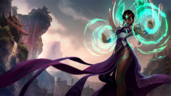 , League of Legends patch 9.15 – Project 2019