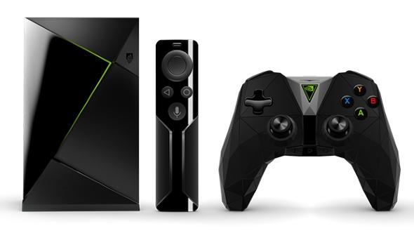 New Nvidia Shield