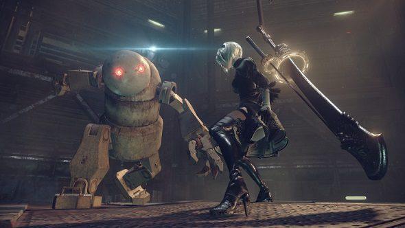 Nier Automata Release Date