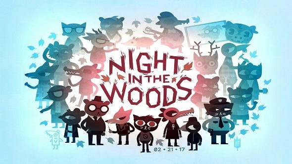 Night in the Woods New Release Date