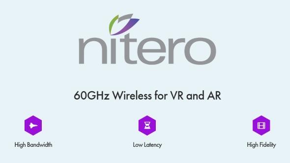 AMD's new acquisition, Nitero