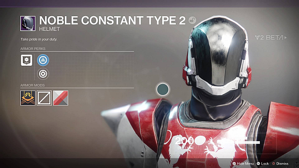 Noble Constant type 2 helmet