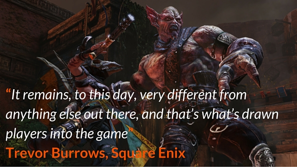 Nosgoth Early Access quote