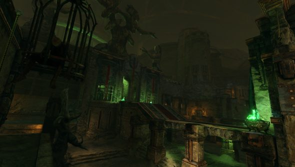 Nosgoth Silenced Cathedral