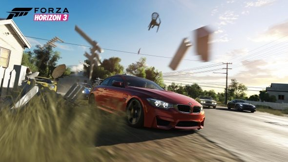 Not GOTY - Forza Horizon 3