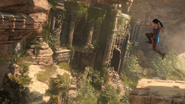 Not GOTY - Rise of the Tomb Raider