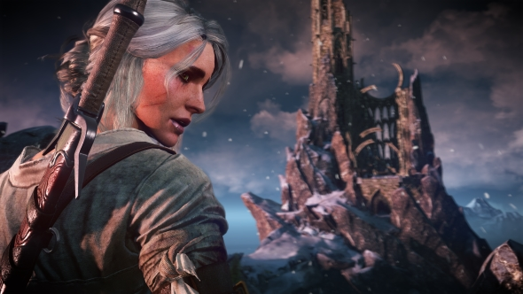 Not GOTY - The Witcher 3