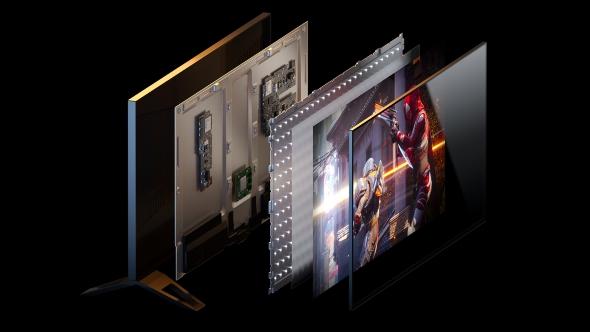 Nvidia Big Format Gaming Display hands on