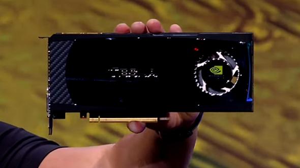 Nvidia Fermi GTC 2009