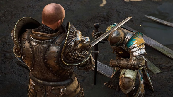 Nvidia For Honor Knights