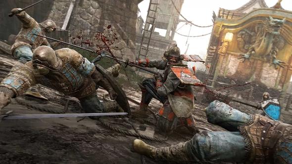 Nvidia For Honor Samurai