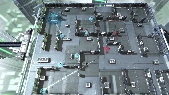 Nvidia Frozen Synapse Prime