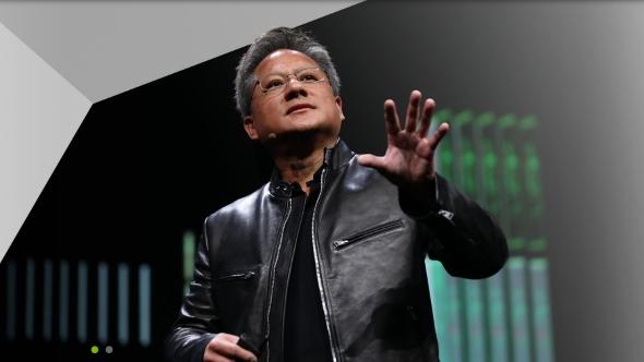 Nvidia GTC 2018 keynote