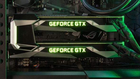 Nvidia GTX 1080 Ti SLI