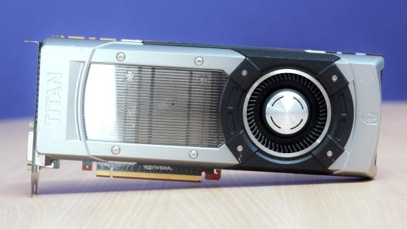 Original Nvidia GTX Titan