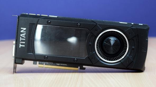Nvidia GTX Titan X Maxwell
