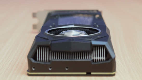 Nvidia GTX Titan X cooler