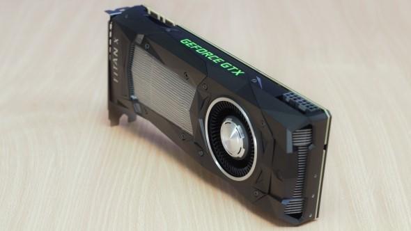 Nvidia GTX Titan X performance