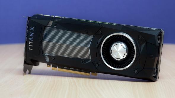 Nvidia GTX Titan X Pascal