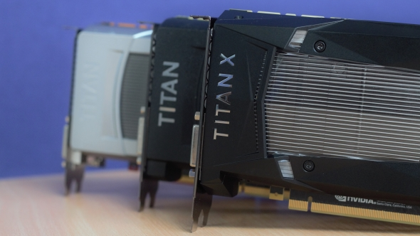 Nvidia GTX Titan family