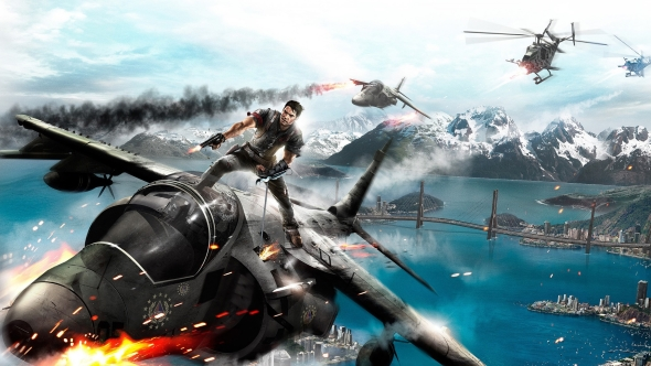 Nvidia Just Cause 2