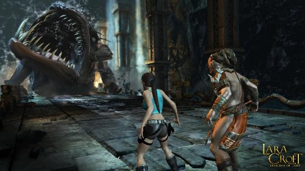 Nvidia Lara Croft and the Guardian of Light