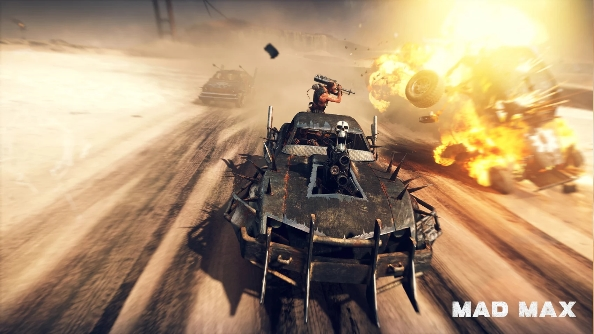 Nvidia sale Mad Max