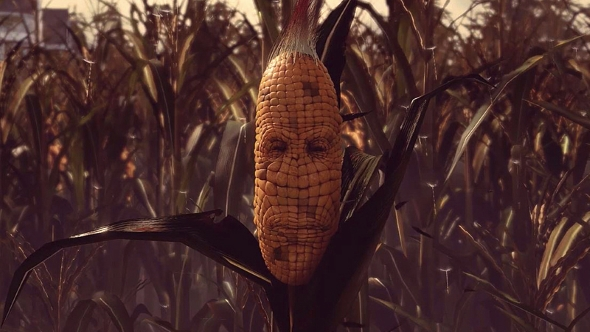 Nvidia Showcase Maize