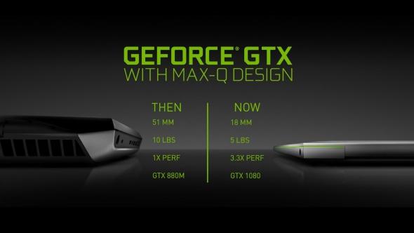 Nvidia Max-Q Comparison