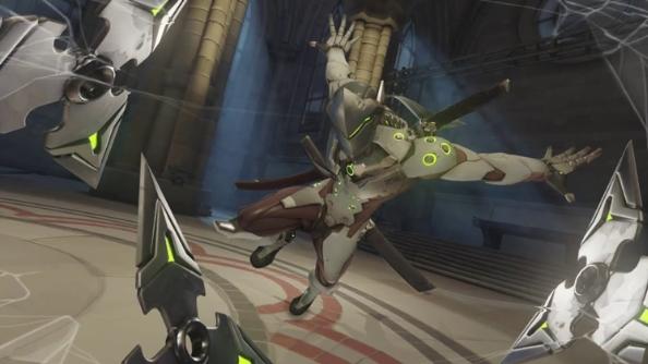 Nvidia Overwatch Genji