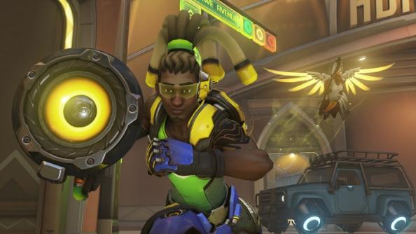 Nvidia Overwatch Lucio